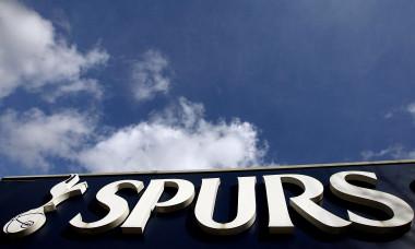 Logo-ul clubului Tottenham / Foto: Getty Images