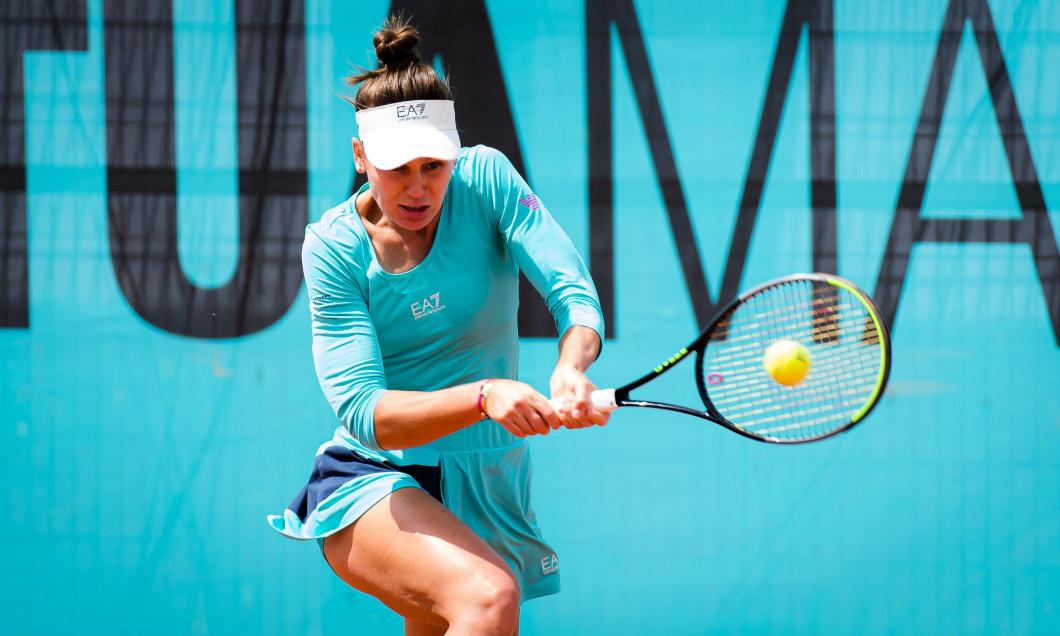 Mutua Madrid Open, Tennis, La Caja Magica, Madrid, Spain - 29 Apr 2021