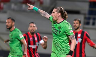 Raul Albentosa, fundașul lui Dinamo / Foto: Sport Pictures