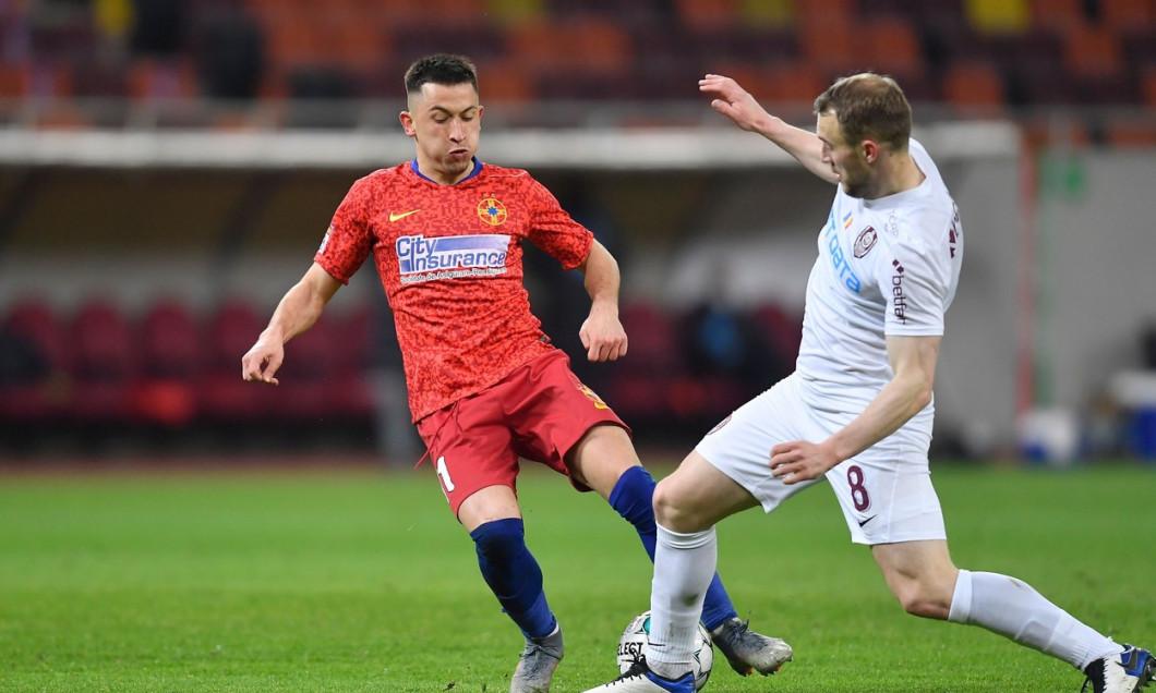 FCSB v CFR Cluj - Liga 1 Romania, Bucharest - 19 Mar 2021