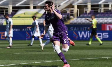 ACF Fiorentina v Juventus FC, Serie A, Football, Artemio Franchi Stadium, Florence, Italy - 25 Apr 2021