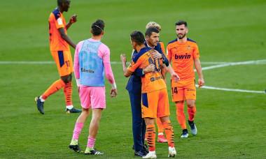 Real Betis v Valencia CF, La Liga Santander, date 33. Football, Benito Villamarin Stadium, Sevilla, Spain - 18 APR 2021