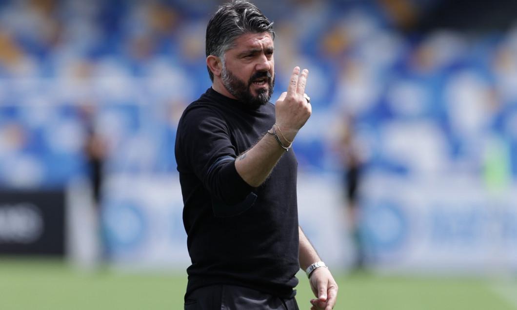 Italy: SSC Napoli vs Cagliari Calcio