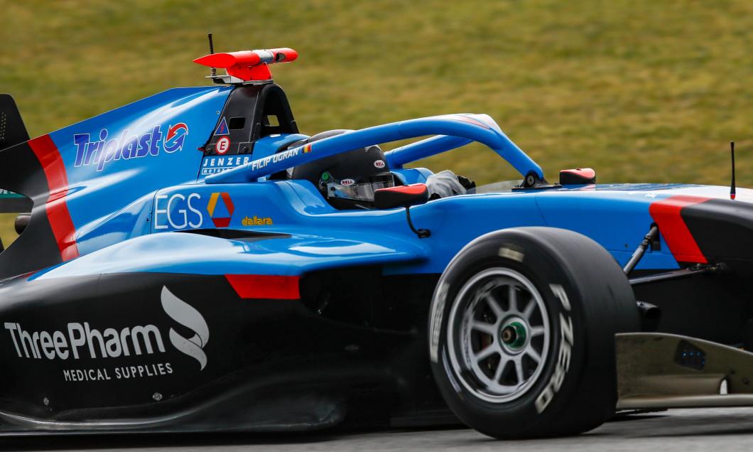 Formula 3 Testing In Barcelona - Day 1, Montmelo, Spain - 21 Apr 2021