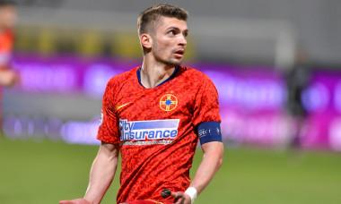 Florin Tănase, în meciul FCSB - CFR Cluj / Foto: Sport Pictures