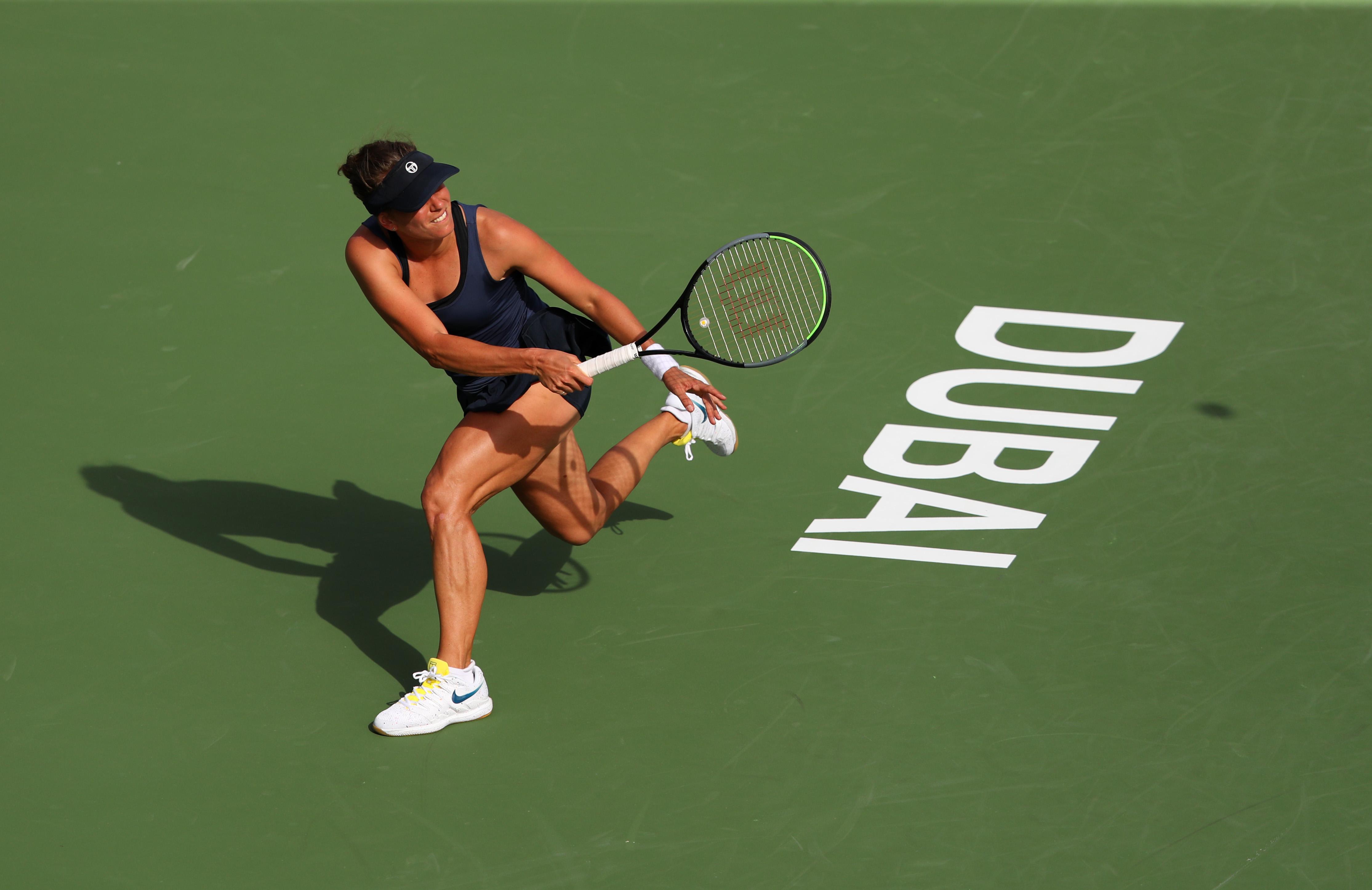 """""""Spun adio carierei"""". Barbora Strycova, fost lider WTA se retrage din activitate. E însărcinată pentru prima dată"""