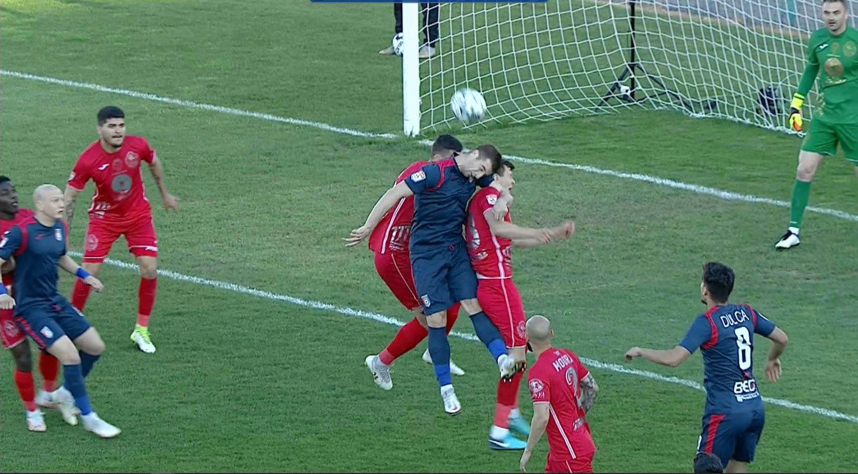 Chindia Târgoviște - Gaz Metan Mediaș 0-0, ACUM, pe Digi Sport 1. Gazdele vor să rămână neînvinse în play-out