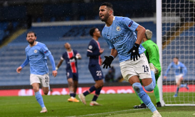 Manchester City v Paris Saint-Germain - UEFA Champions League Semi Final: Leg Two