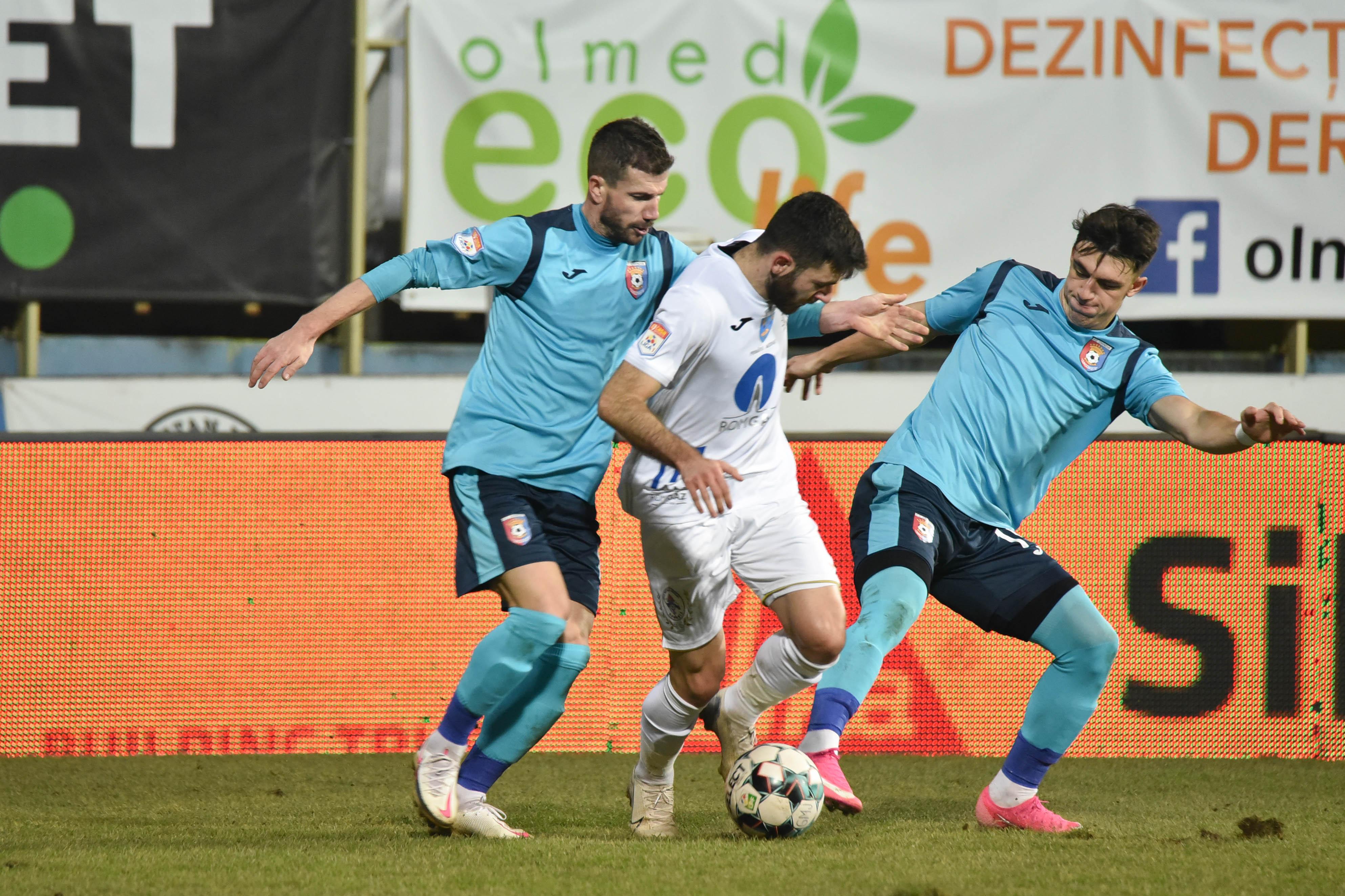 Chindia Târgoviște – Gaz Metan Mediaș, LIVE VIDEO, ora 19:00, pe Digi Sport 1. Gazdele vor să rămână neînvinse în play-out. ECHIPELE