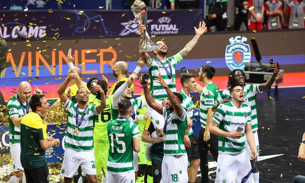 (SP)CROATIA ZADAR UEFA FUTSAL CHAMPIONS LEAGUE FINAL