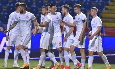 FOTBAL:ACADEMICA CLINCENI-FCSB, PLAY OFF LIGA 1 CASA PARIURILOR (22.04.2021)