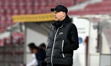 CFR Cluj v Academica Clinceni - Romania Liga 1, Cluj-Napoca - 18 Apr 2021