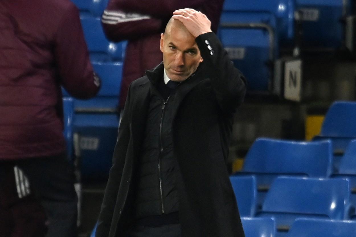 """""""Chelsea a fost superioară, a meritat calificarea"""". Reacția lui Zidane, după eliminarea lui Real Madrid"""
