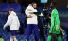 Thomas Tuchel, antrenorul lui Chelsea, după victoria cu Real Madrid / Foto: Getty Images