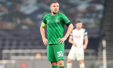 Cosmin Moți, în tricoul lui Ludogorets / Foto: Profimedia