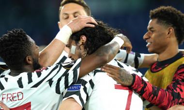 AS Roma v Manchester United - UEFA Europa League, Italy - 06 May 2021