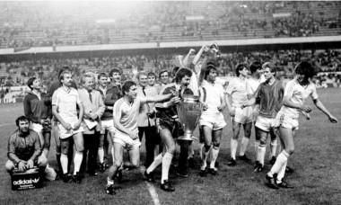 Steaua a cucerit Cupa Campionilor Europeni în 1986 / Foto: Facebook@helmutduckadam86