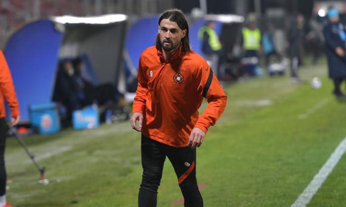 Ante Vukusic, atacantul de la FCSB / Foto: Sport Pictures