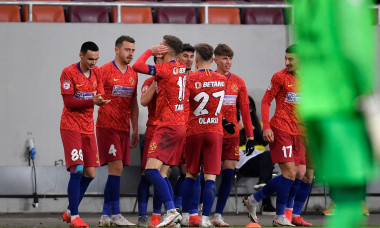 FCSB v CFR Cluj - Liga 1 Romania, Bucharest - 19 Mar 2021