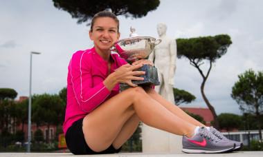 2020 Italian Open, Rome, Italy - 21 Sep 2020