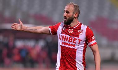 Ante Puljic, fundașul lui Dinamo / Foto: Sport Pictures