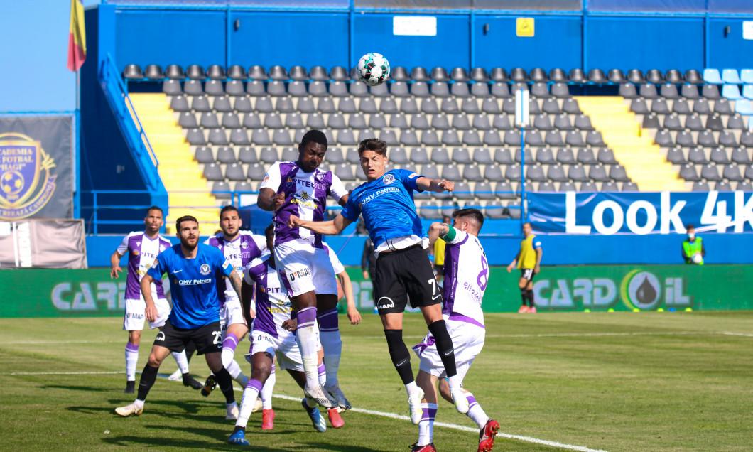 FOTBAL:FC VIITORUL CONSTANTA-FC ARGES, PLAY OUT LIGA 1 CASA PARIURILOR (9.05.2021)