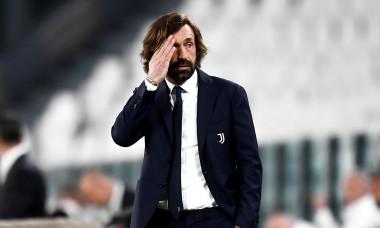 Andrea Pirlo, antrenorul lui Juventus / Foto: Profimedia