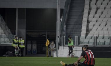 Juventus v Milan, Italian Serie A football, Allianz Stadium, Turin, Italy - 09 May 2021