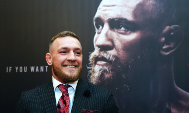 Conor McGregor file photo