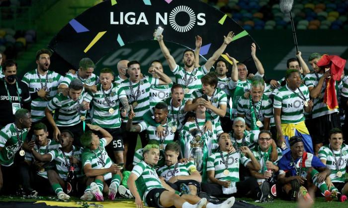 Sporting CP v Boavista FC - Liga NOS, Lisbon, Portugal - 11 May 2021
