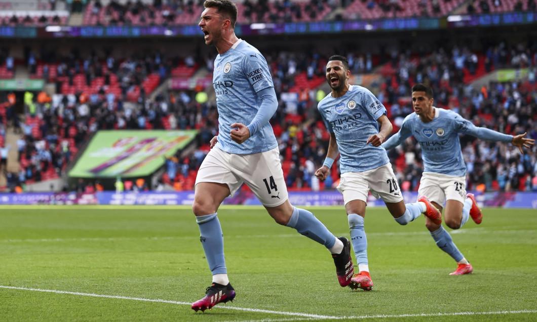 Manchester City v Tottenham Hotspur. EFL Cup Final