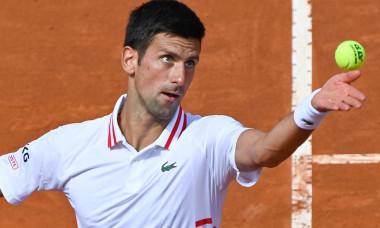 Novak Djokovic vs Alejandro Davidovich Fokina - Tennis Internazionali BNL d'Italia 2021
