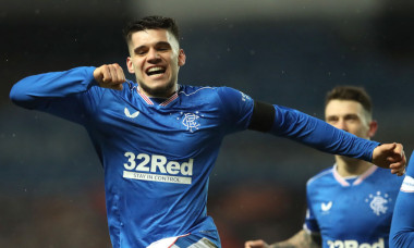 Rangers v St. Johnstone - Ladbrokes Scottish Premiership