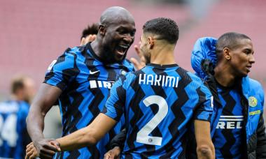 Italian football Serie A, Inter - FC Internazionale v Cagliari Calcio, Milan, Italy - 11 Apr 2021