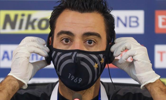 (SP)QATAR DOHA AFC CHAMPIONSHIPS LEAGUE GROUP D PRESS