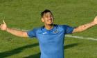 Jovan Markovici, după golul marcat în Academica Clinceni - FC Botoșani / Foto: Captură Digi Sport