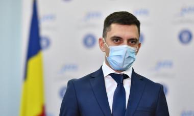 Ministrul Tineretului și Sportului, Eduard Novak / Foto: Sport Pictures