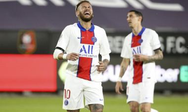 Stade Rennais v Paris Saint-Germain, Ligue 1, Football, Roazhon Park, Rennes, France - 09 May 2021
