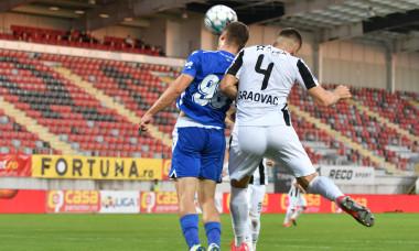 FOTBAL:ASTRA GIURGIU - FC VOLUNTARI, LIGA 1 CASA PARIURILOR (3.10.2020)