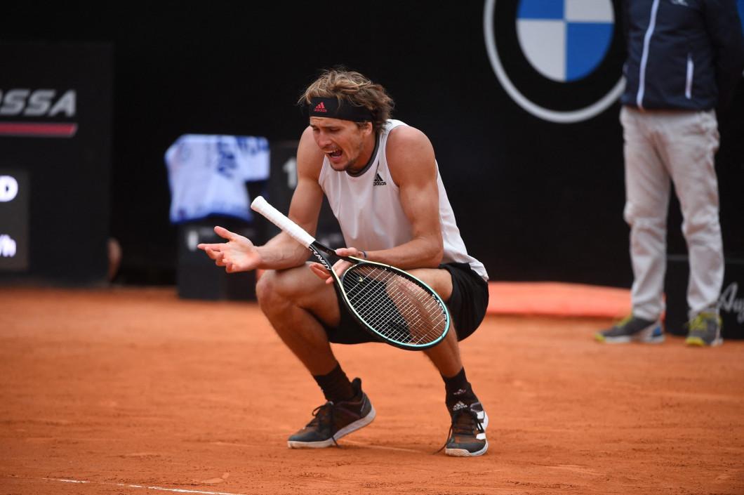 Rome Tennis Open - Nadal vs Zverev