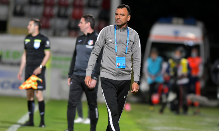Toni Petrea, fostul antrenor de la FCSB / Foto: Sport Pictures