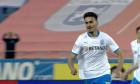 Ștefan Baiaram, după golul din meciul cu CFR Cluj / Foto: Captură Digi Sport