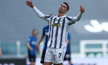 Juventus FC v FC Internazionale, Serie A match, Torino, Italy - 15 May 2021