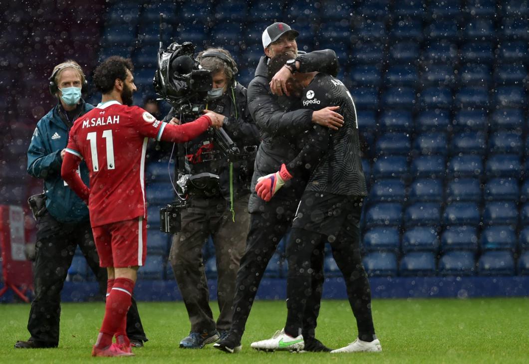 West Bromwich Albion v Liverpool - Premier League - The Hawthorns