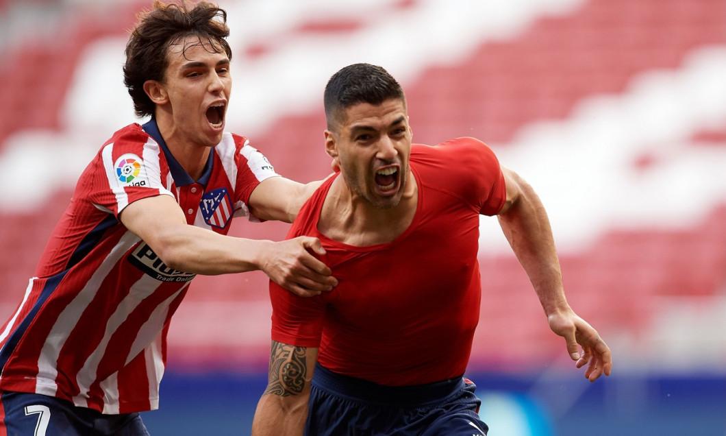 Atletico de Madrid v C.A. Osasuna - La Liga Santander, Spain - 16 May 2021