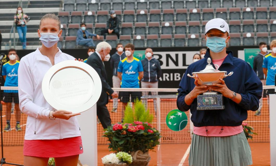 Internazionali BNL D'Italia 2021, Tennis, Rome, Italy - 16 May 2021