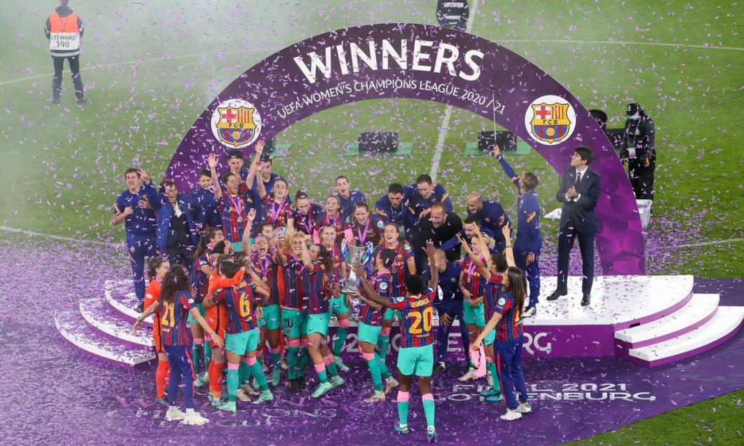 Chelsea FC v FC Barcelona, UEFA Womens Champions League Final 2021, Gothenburg, Sweden - 16 May 2021