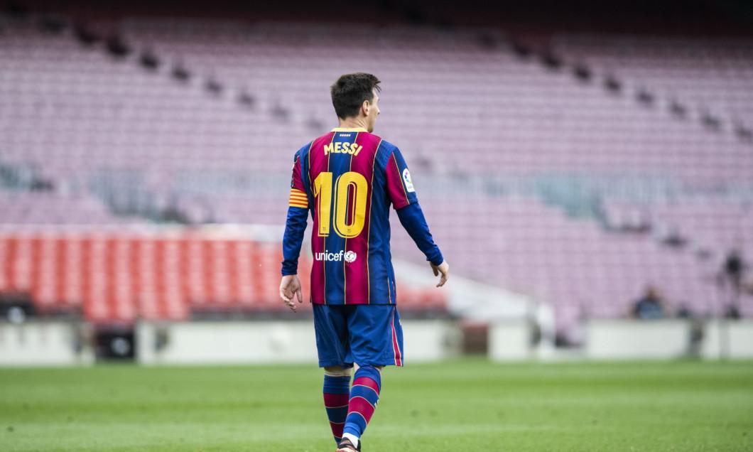 Barcelona v Celta de Vigo, La Liga football match, Camp Nou, Barcelona, Spain - 16 May 2021
