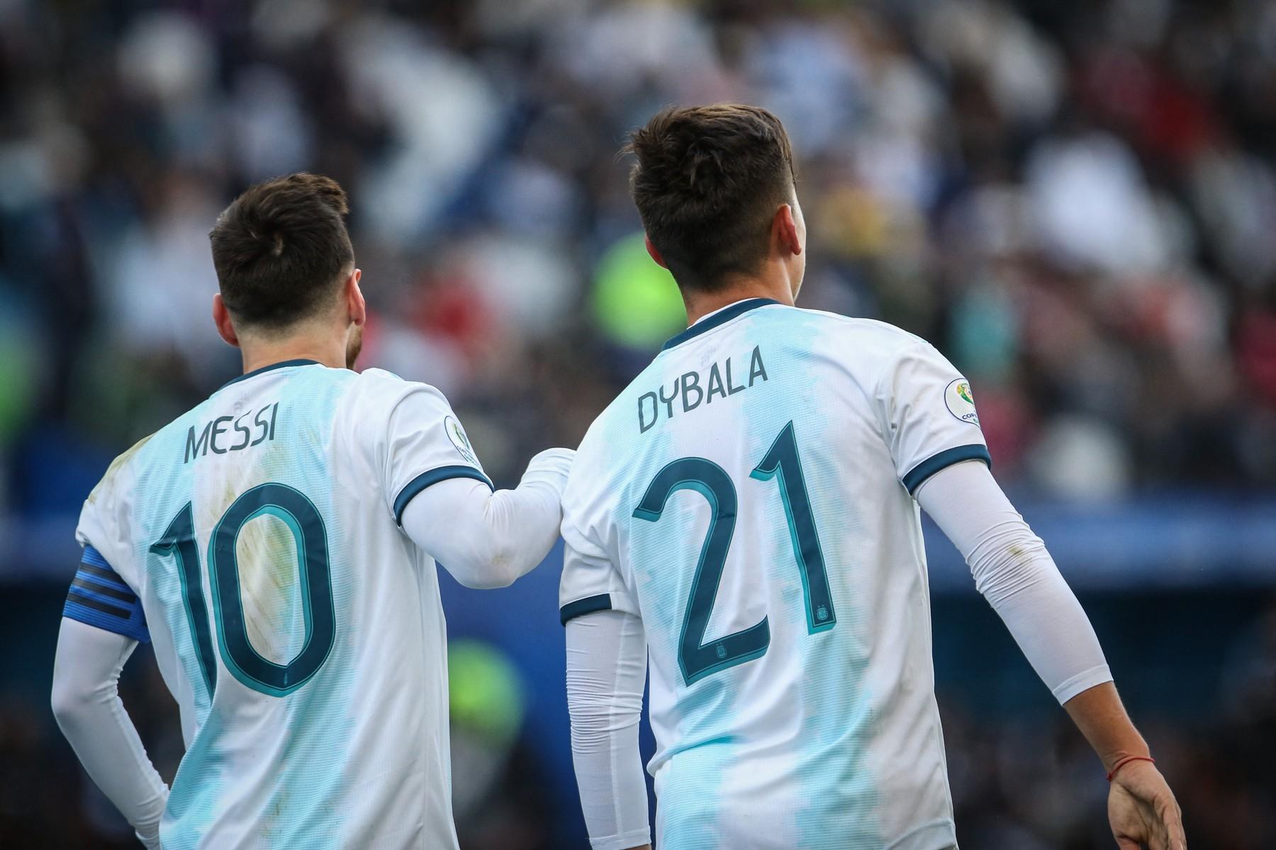 """Paulo Dybala, """"out"""" de la naționala Argentinei! Lotul convocat de Scaloni pentru preliminariile Cupei Mondiale"""
