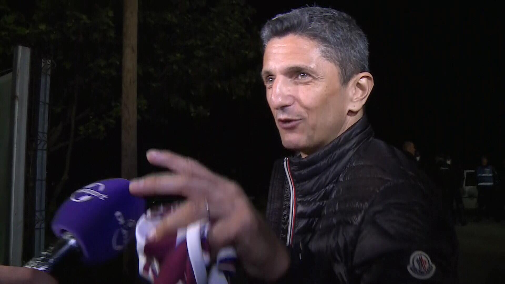 """""""Mi-era dor de Rapid!"""". De ce a spus Răzvan Lucescu că e """"amărât"""", dar și de ce a declarat că-l iubește pe George Copos"""